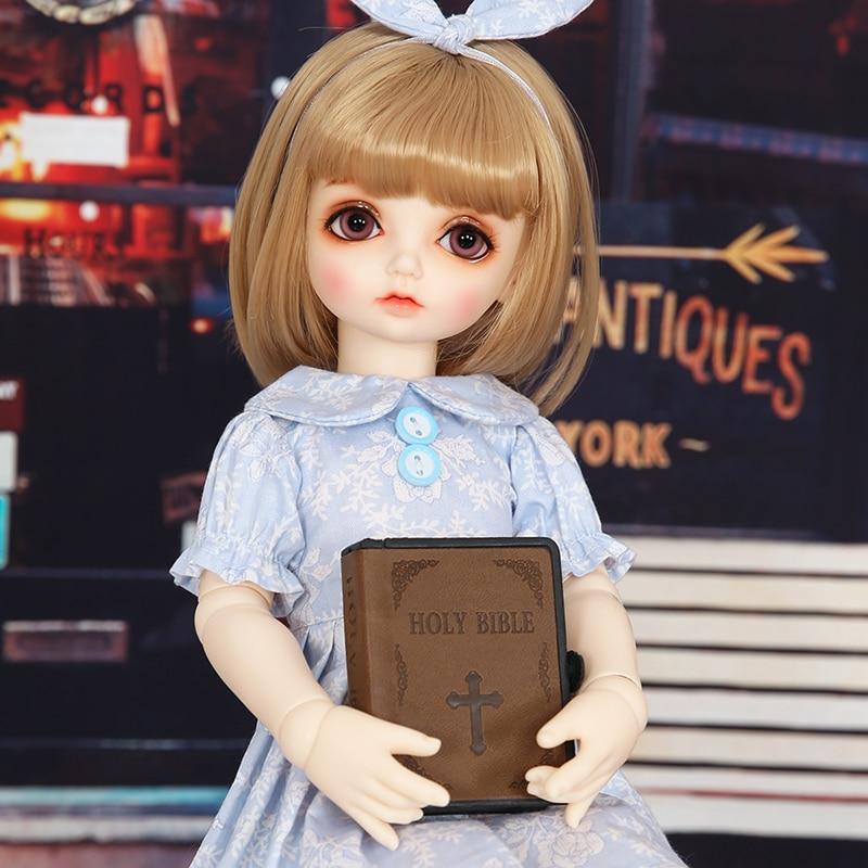 RL Doll RL Holiday Miu BJD SD Doll 1 4 High Quality Resin Body Figure Toys