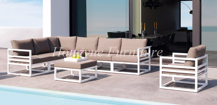 Modern Aluminum Patio Furniture popular white patio furniture-buy cheap white patio furniture lots