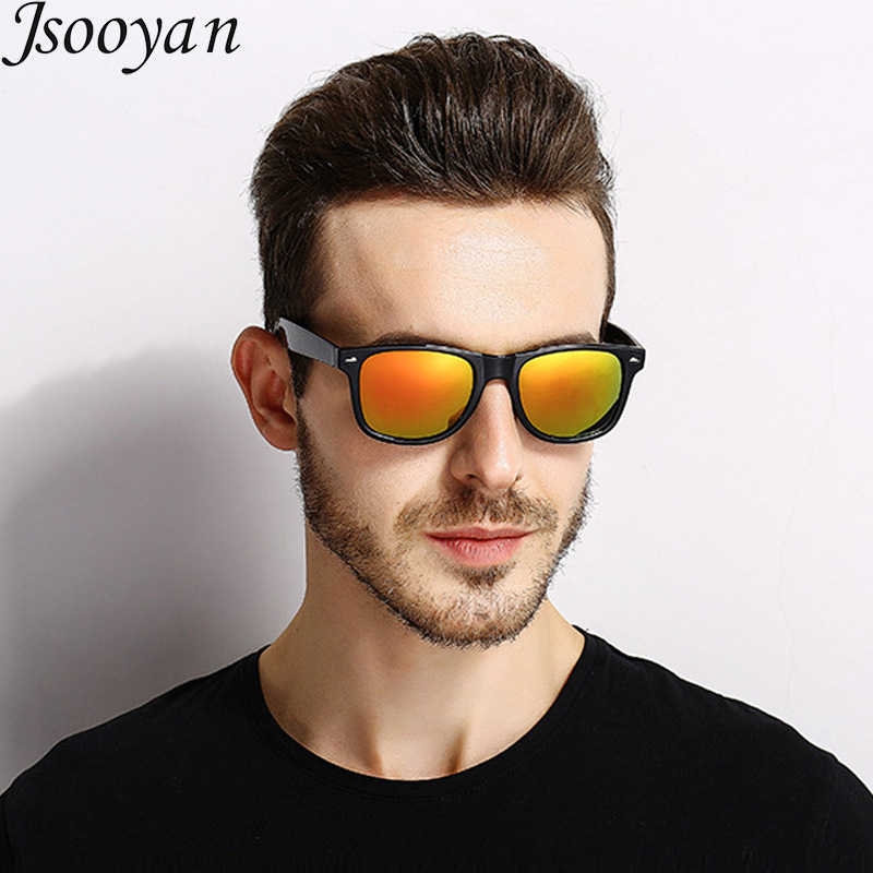 2bd8ecf275a Detail Feedback Questions about Jsooyan Polarized Sunglasses Men ...