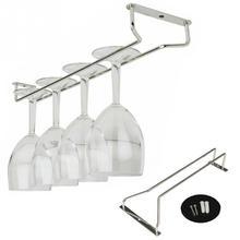 Хромированный винный бокал для шампанского стакан вешалки P erfect кухонные инструменты для домашних баров и ресторанов
