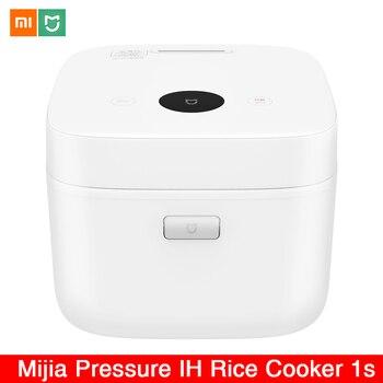 2019 Original Xiaomi Mijia YLIH02CM Pressure Rice Cooker 1S 1170W/3L Electric Kitchen Cooking Machine Mijia APP Function