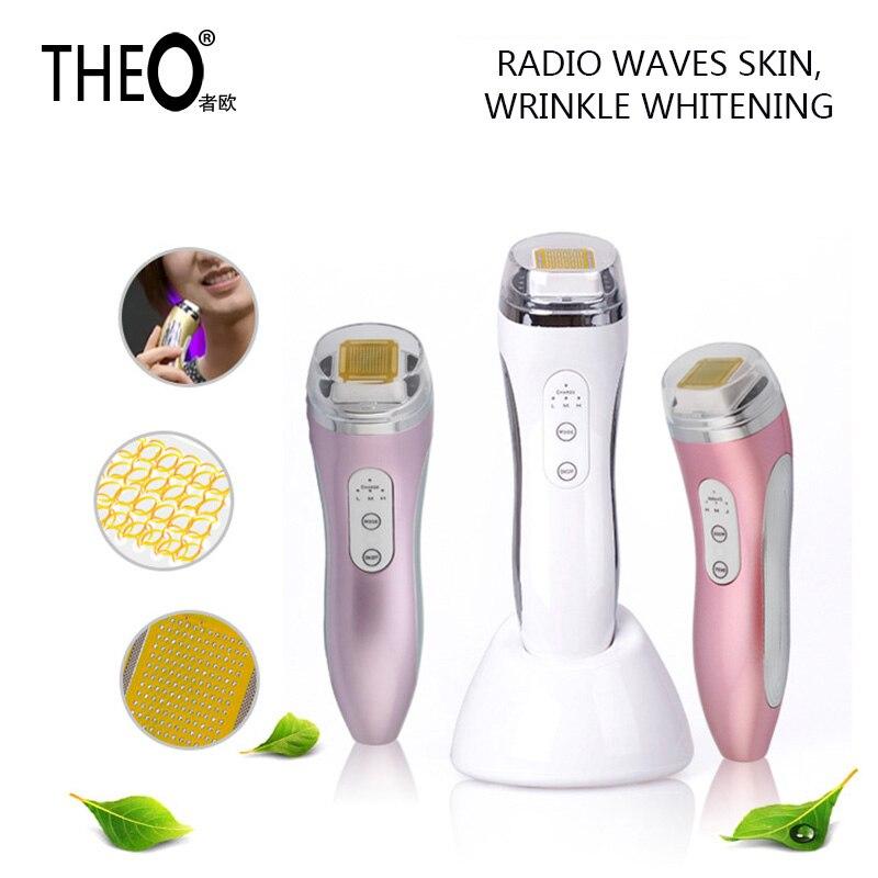 Beauty Newest Best Effect Skin Tighten Face Lift Wrinkle Removal Skin Rejuvenation Mini Handheld Home Use