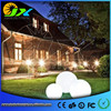 30cm 2pcs Lot Waterproof Wireless Charging Emitting Led Ball Lamp Glowing Plastic Luminous Unbreakable Led Globe