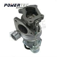 Balanced NEW full Turbolader 17201 67010 for Toyota 4 Runner / Landcruiser TD 92KW turbocharger complete turbine kit turbo 67040