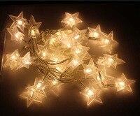 10メートル100真珠星ledライトストリングストリップクリスマスライト用クリスマス結婚式クリスマスパーティーホームデコレーション110ボルト/220ボルトeu/米国/イギリス/au