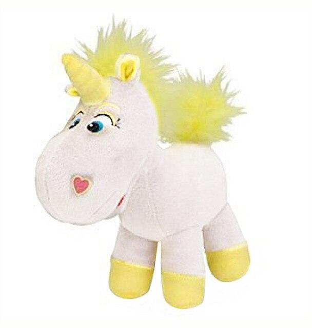 Us 19 0 Toy Story Buttercup Unicorn Plush Toy 22cm Cute Unicornio White Horse Stuffed Animals Kids Toys For Children Gifts In Stuffed Plush