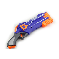 2017 Hot Selling Electric Soft Bullet Toy Gun Suitable For Nerf Guns Soft Darts Toy Guns