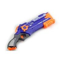 Eva2king 2017 Hot Selling Soft Bullet Toy Gun Suitable For Nerf Guns Soft Darts Toy Guns