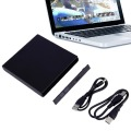 Alta Qualidade Portable USB 2.0 DVD CD-Rom SATA Externo Caso Magro para Notebook Laptop hot new