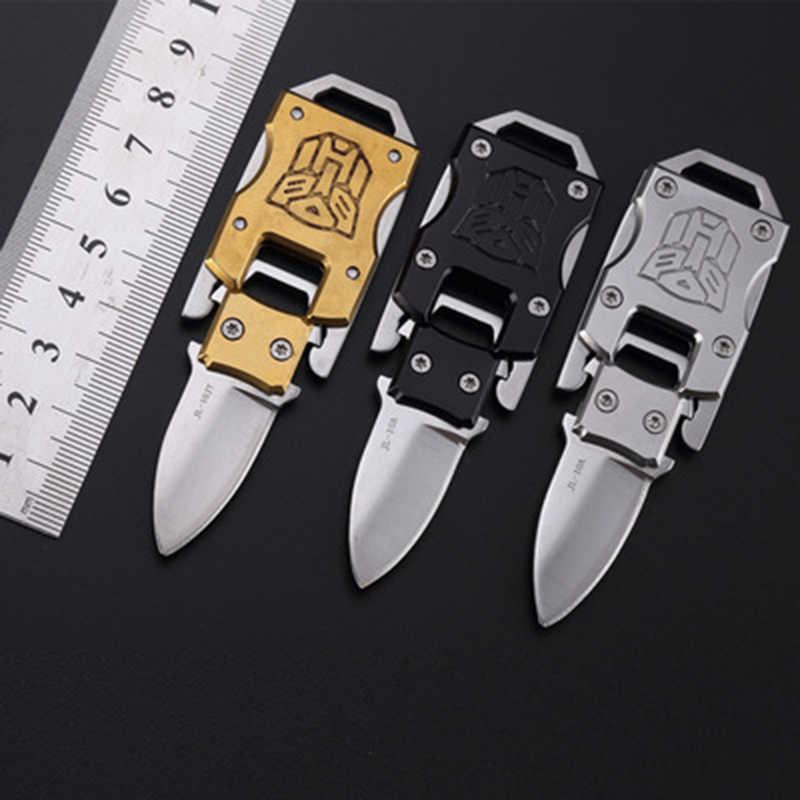 Karambit coltello portachiavi EDC strumento multi mini lama di tasca piegante tattica coltelli tattici multi-funzione esterna di sopravvivenza della lama