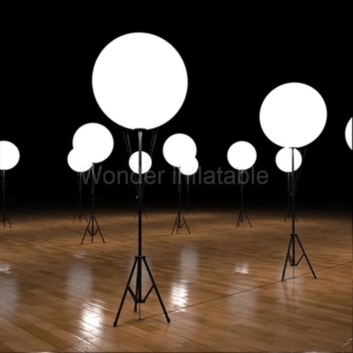 Kundenspezifischer riesiger aufblasbarer Ballon mit Stand - Partyartikel und Dekoration - Foto 1