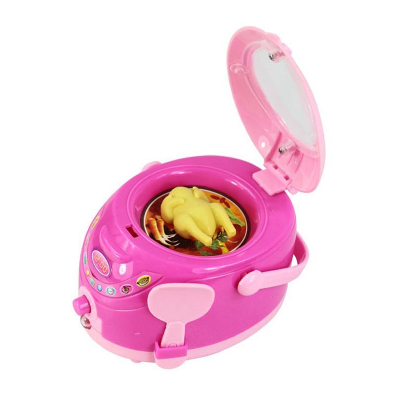 Творческий небольшой бытовой техники модель игрушки Моделирование игрушки играть дома игрушки для детей (электрический Плита)