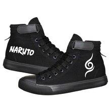 NARUTO Kurama Kyuubi Uzumaki Naruto Cosplay Canvas Shoes