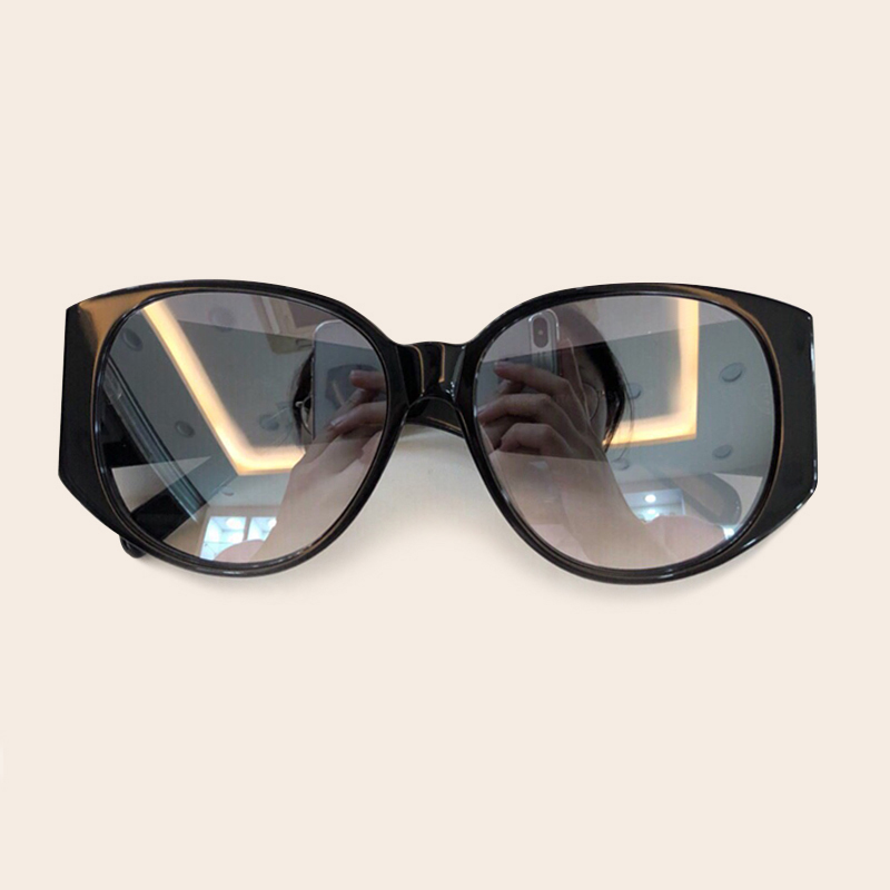 Women Oversized Square Sunglasses 2019 New Fashion Brand Designer Men Vintage Big Frame Eyewear For Outdoor Oculos UV400