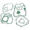 For kawasaki KLR250 KLR 250 Motorcycle engine gaskets include crankcase covers cylinder gasket kit set