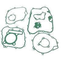 LOPOR For kawasaki KLR250 KLR 250 Motorcycle engine gaskets include crankcase covers cylinder gasket kit set