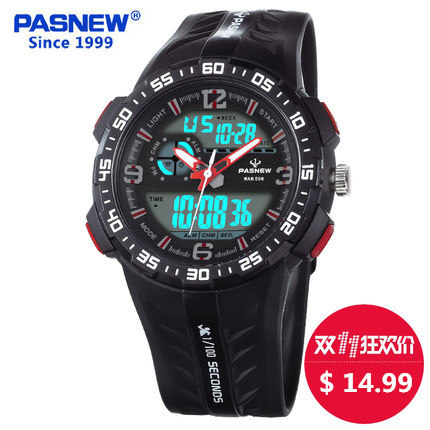 2016 LED Digital Watch Men Sport Wrist Watches 2016 Top Brand Luxury Famous Male Clock Military Digital-watch Relogio Masculino