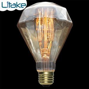 Litake 110V 40W Edison E27 Vin