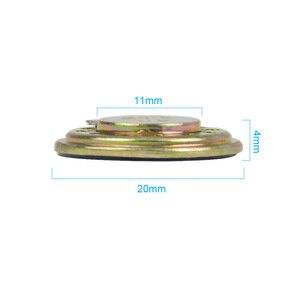 Image 5 - AIYIMA 10 adet Ultra ince hoparlörler 8 Ohm 0.5W boynuz hoparlör 20 23 28 30 36 40 50MM Mini hoparlör Diy