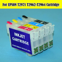 1 Set XP 231 XP 431 XP 241 Ink Cartridge With T2971 T2962 T2963 T2964 Chip For Epson Expression XP231 XP241 XP431 Printer