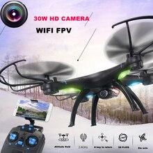 Headless RC Drone M39G 2 4G 6 axis 4CH with HD Camera WiFi FPV Gyro RC