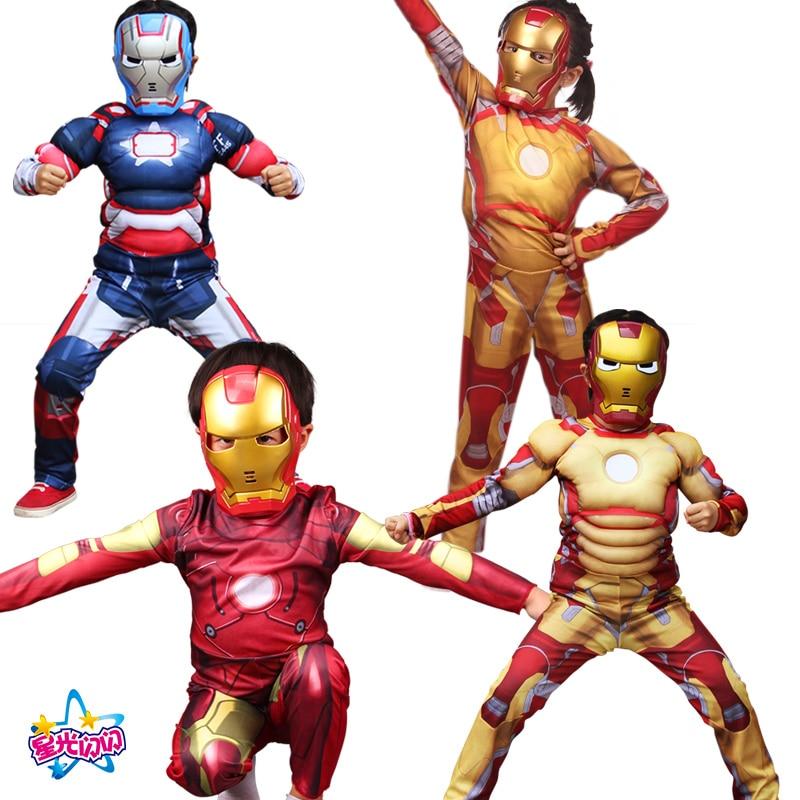 Тегін жеткізу Супергеро Бұлшық - Костюмдер - фото 2