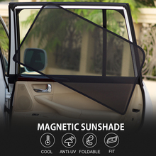 FOR CITROEN C4L 2016 2017 2018 Magnetic Car Window Sunshade Door Sun Shade