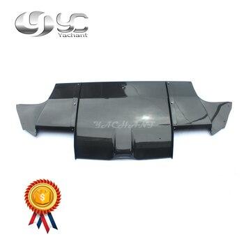 Car-Styling Carbon Fiber Rear Bumper Diffuser Fit For 2008-2010 Impreza GRB STI VS Style Rear Diffuser