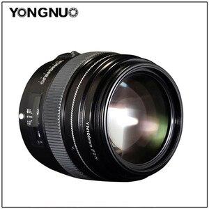 Image 5 - 용인 100MM YN100mm F2N 대형 조리개 AF/MF 중형 망원 프라임 렌즈 Nikon D7200 용 D7100 D7000 D5600 D5300 d3400 d3100