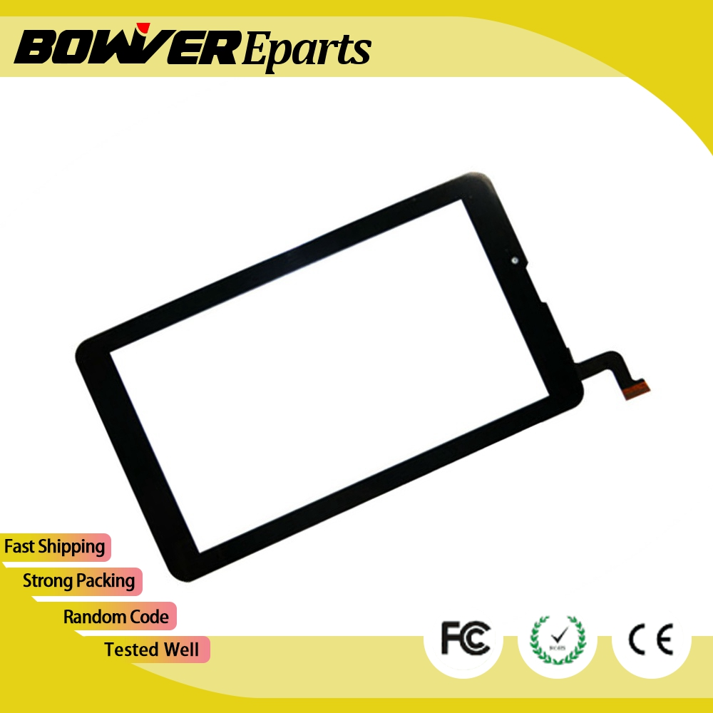 A+ 10pcs/lot  New Capacitive touch screen digitizer For 7 4Good light AT200 Tablet touch panel glass sensor replacement