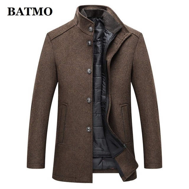 BATMO Winter Thicked Wool...