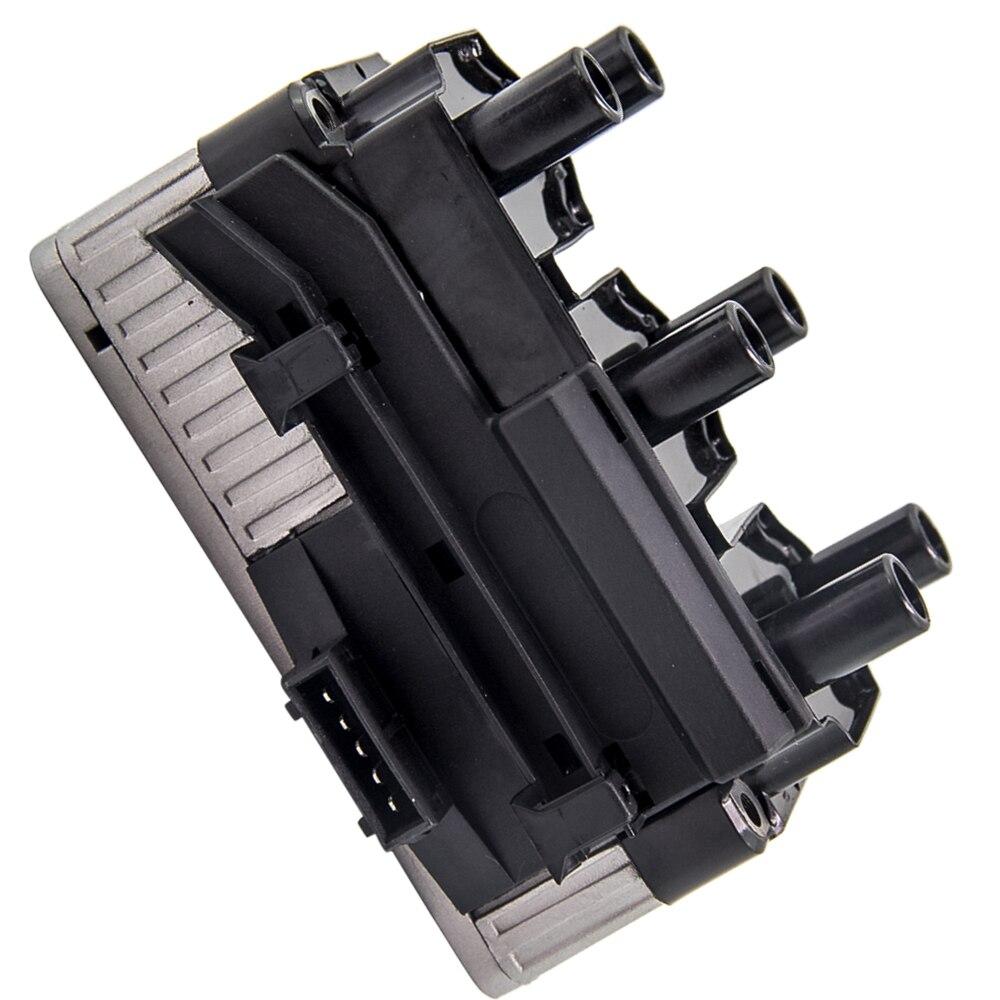 Ignition Coil For VW Corrado Golf 3 Passat Sharan Transporter For Vento Jetta Euro Van 2.8 2.9 95VW12029AA 0986221015