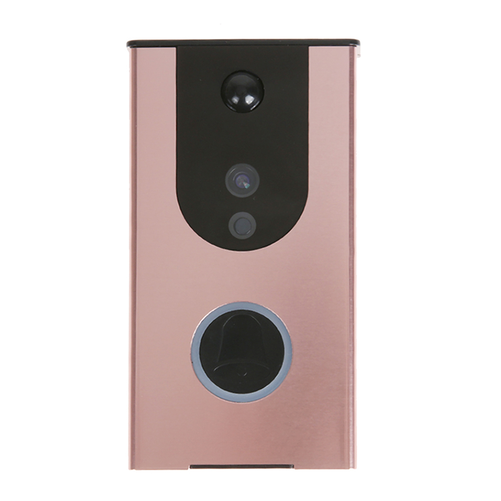 Wireless Intelligent visual doorbell wifi video doorbell Night Vision Mobile remote intercom PIR Infrared sensor  NG4S italian visual phrase book