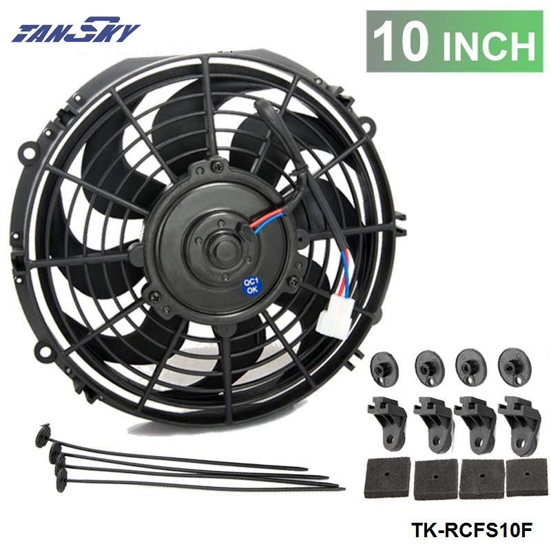 New Electric Fan : Tansky new quot inch epman electric universal cooling