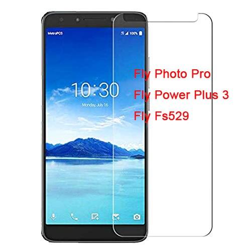 Купить Для Fly Photo Pro/power Plus 3 Закаленное стекло смартфон защитный экран протектор для Fly Fs529 крышка защитная пленка на Алиэкспресс