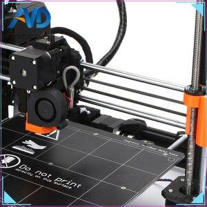 Image 4 - Klon Prusa i3 MK3S yazıcı tam kiti Prusa i3 MK3S DIY ayı 3D yazıcı dahil olmak üzere Einsy Rambo kurulu
