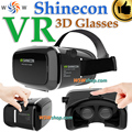 High Quality Shinecon VR 2.0 VR BOX Google Cardboard Virtual Reality 3D Glasses VR Headset Smartphone Game Movie 3D Glasses