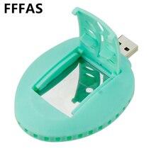 FFFAS USB Electric Mosquito Repeller Killer USB Gadget USB Mosquito-repellent incense heating Summer mosquito skeeter killer