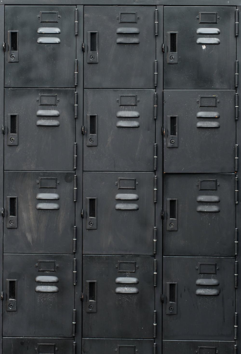school locker photography studio photo backdrop background backdrop XT-5914
