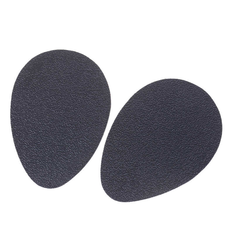 High Heel Sole Protector Rubber Pads Cushion Non Slip Insole Forefoot High Heels Sticker Anti-Slip Self-Adhesive Shoes Mat 2PCS