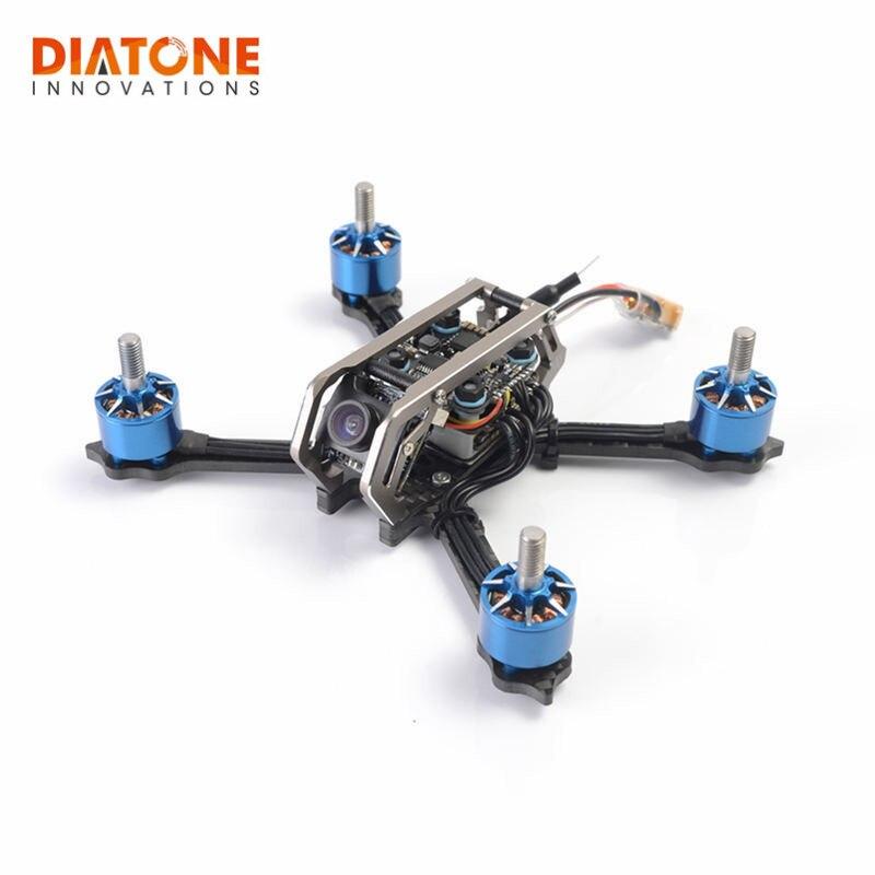 Diatone 2018 GT-M3 Normal X 130mm 6-Axis FPV Racing Drone F4 OSD TBS VTX G1 600TVL Camera 20A BLHeli_S RC Quadcopter PNP запчасти и аксессуары для радиоуправляемых игрушек diatone 3 6 20 rc m3x6