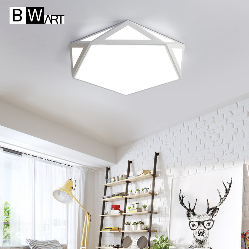 BWART living room LED ceiling lights lustre moderne home Ceiling lighting lamp luminaire lamparas de techo plafonnier new vintage ceiling lights lamparas de techo lustre luminaria abajur ceiling lamp home lighting avize luminaire living room