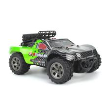 1:18 48KM/H 2.4G RC Car Toys Electric Remote Control Climbing Off Road Kids Big Tire Truck High Speed Machines Model Boy Gift