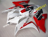 Hot Sales,White red black body cowling For Yamaha YZF R1 2004 2005 2006 YZF1000 R1 YZF R1 Motorbike parts (Injection molding)
