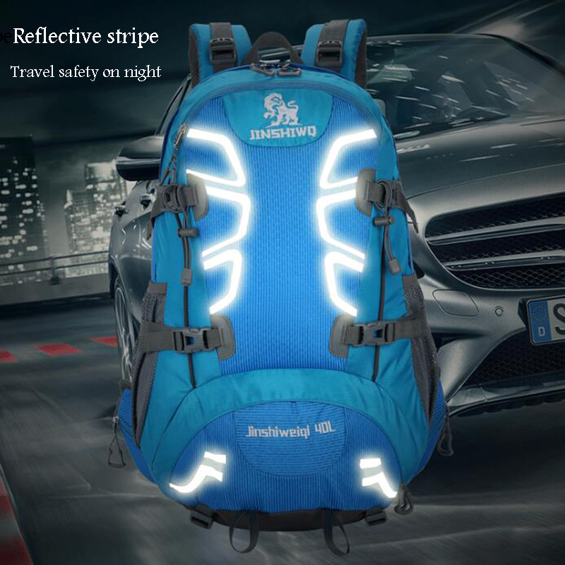 40L Outdoor Travel Backpack Bags Outdoor Camping Equipment Trekking Backpack Tourist Sports Bag Climbing Camping Backpack 1
