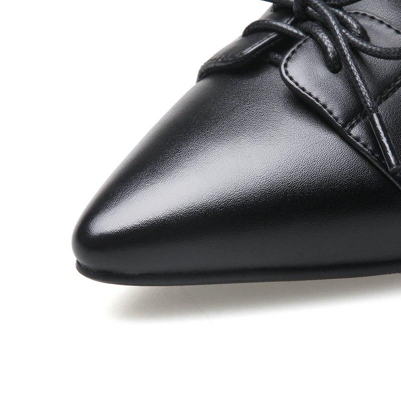 Bowknot rouge Profonde Pompes Haute Peu Noir De gris Noir Couleur Chaussures Gris Travail Bowtie Talons Femmes Rouge 2019 Épais FtqBwUY5