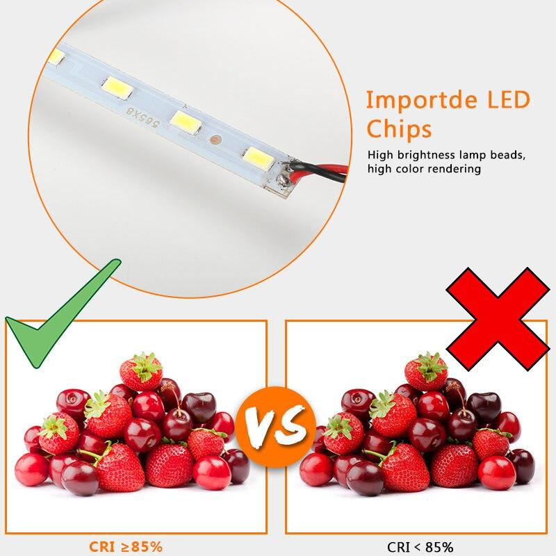 LED Schlauch T5 Licht 220v 240v 30cm 6w 60cm 10w LED Leuchtstoffröhre T8 wand Lampen Kaltes Weiß T5 Lampe Licht