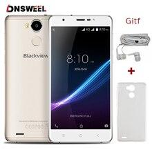 Blackview R6 4 г мобильного телефона отпечатков пальцев ID 3 ГБ + 32 ГБ 5.5 «FHD MTK6737 Quad Core Android6.0 Смартфон 13MP cmaera GPS сотовый телефон