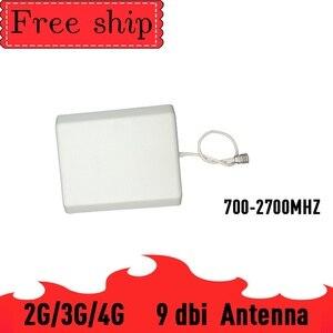 Image 5 - Усилитель сигнала с внешней панелью 9dbi, усилитель сигнала CDMA UMTS GSM 700 ~ 2700 МГц усиление 9dbi для сотового телефона, ретранслятор 2G 3G 4G 5dbi Wh