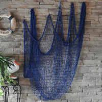 Dekorative Fischernetz Wohnkultur Wandbehänge Die Mittelmeer Stil Party Tür Schlafzimmer Wand Dekor Shell Dekoration
